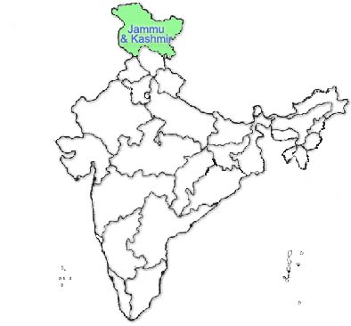 Mobile Owner Location in JAMMU & KASHMIR