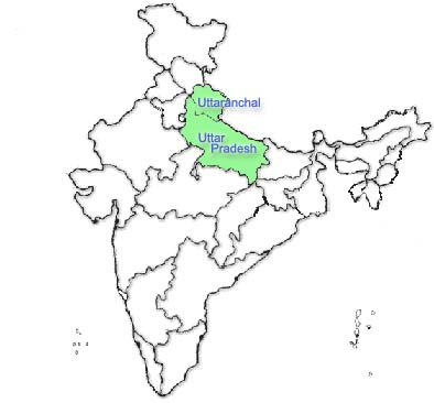 Mobile Owner Location in UTTAR PRADESH(WEST) & UTTARANCHAL